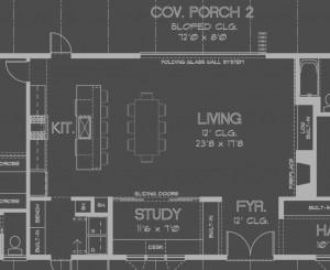 Excerpt of Floor Plan